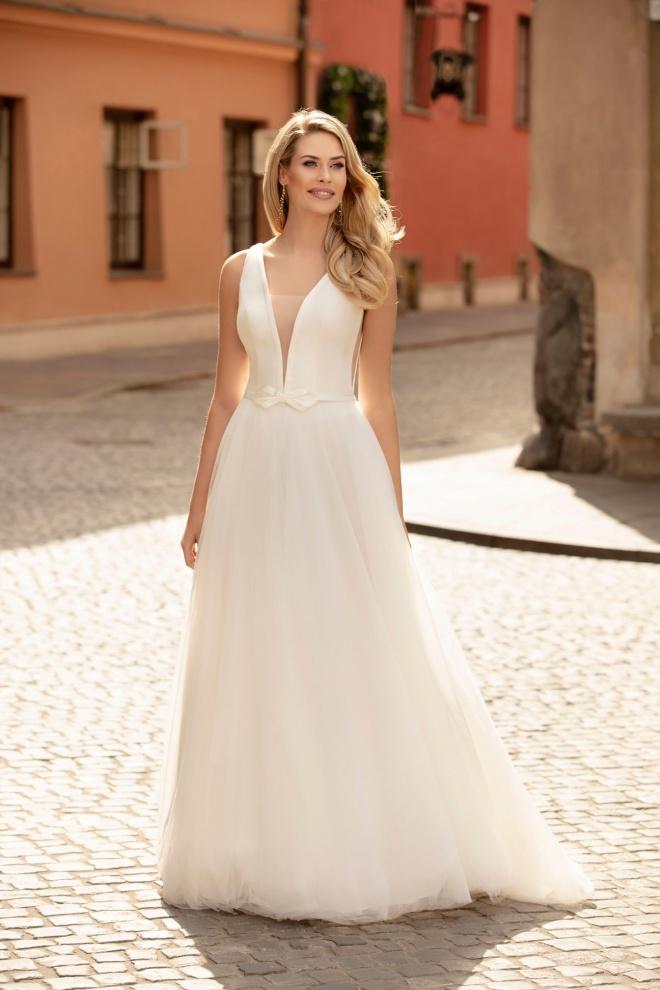 svatební šaty zlin
